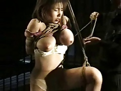 Big Japanese boobs restrict