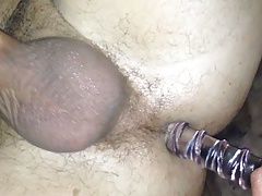 Spliced fucks husband with..