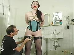Girl agrees to abominate..